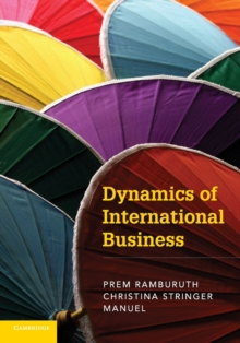Dynamics of International Business: Asia-Pacific Business Cases, Paperback / softback Book
