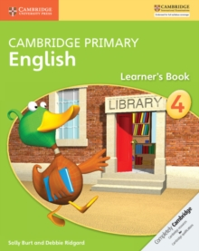 Cambridge Primary English : Cambridge Primary English Stage 4 Learner's Book, Paperback / softback Book