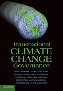 Transnational Climate Change Governance, Paperback / softback Book