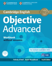 Objective Advanced Workbook without Answers with Audio CD, Mixed media product Book