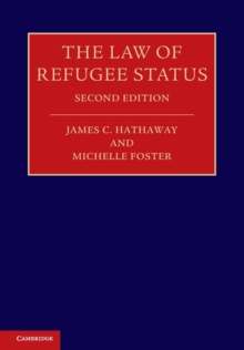 The Law of Refugee Status, Paperback / softback Book