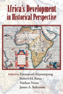 Africa's Development in Historical Perspective, Paperback / softback Book