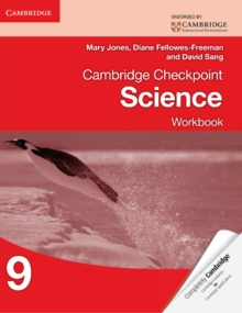 Cambridge Checkpoint Science Workbook 9, Paperback Book