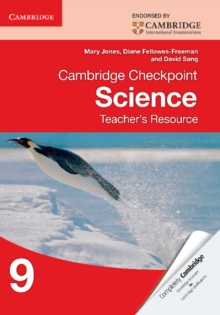 Cambridge Checkpoint Science Teacher's Resource 9, CD-ROM Book