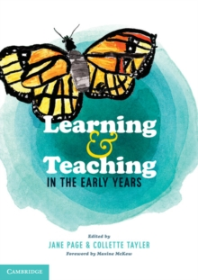 Learning and Teaching in the Early Years, Paperback / softback Book