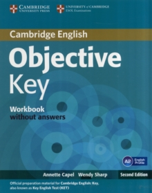 Objective Key Workbook without Answers, Paperback Book