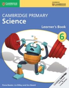 Cambridge Primary Science : Cambridge Primary Science Stage 6 Learner's Book, Paperback / softback Book