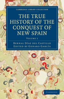 The True History of the Conquest of New Spain 5 Volume Set in 4 Pieces, Mixed media product Book
