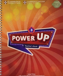 Power Up Level 3 Teacher's Book, Spiral bound Book