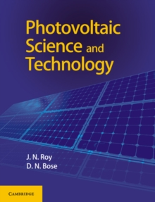 Photovoltaic Science and Technology, Hardback Book