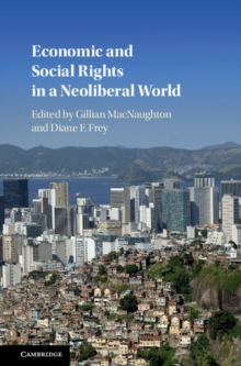 Economic and Social Rights in a Neoliberal World, Hardback Book