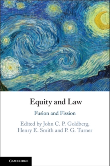 Equity and Law : Fusion and Fission, Hardback Book