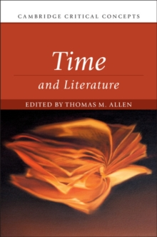 Time and Literature, Hardback Book