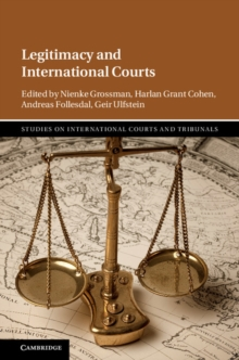 Legitimacy and International Courts, Hardback Book