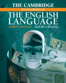 The Cambridge Encyclopedia of the English Language, Paperback / softback Book