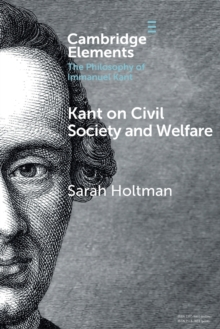 Kant on Civil Society and Welfare, Paperback / softback Book