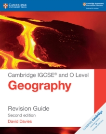 Cambridge IGCSE (R) and O Level Geography Revision Guide, Paperback / softback Book