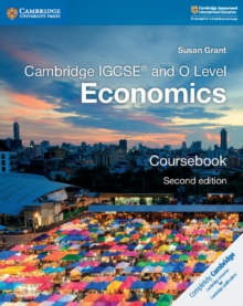 Cambridge IGCSE (R) and O Level Economics Coursebook, Paperback Book