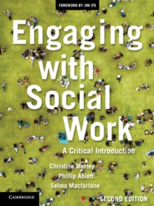 Engaging with Social Work : A Critical Introduction, Paperback / softback Book