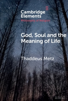 God, Soul and the Meaning of Life, Paperback / softback Book