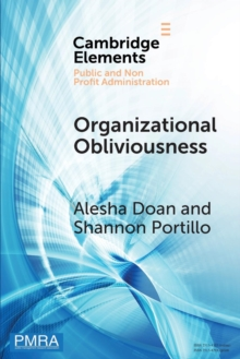 Organizational Obliviousness : Entrenched Resistance to Gender Integration in the Military, Paperback / softback Book