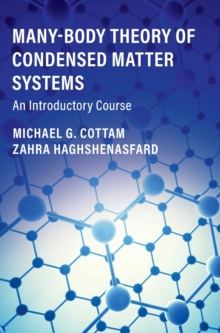 Many-Body Theory of Condensed Matter Systems : An Introductory Course, Hardback Book