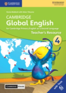Cambridge Global English Stage 4 Teacher's Resource with Cambridge Elevate : for Cambridge Primary English as a Second Language, Mixed media product Book