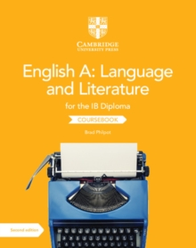 English A: Language and Literature for the IB Diploma Coursebook, Paperback / softback Book