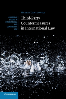 Third-Party Countermeasures in International Law, Paperback / softback Book