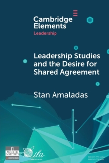 Leadership Studies : A Narrative Inquiry, Paperback / softback Book