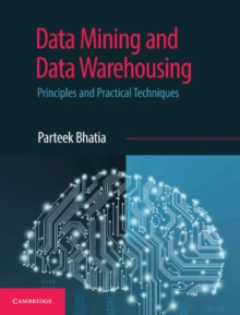 Data Mining and Data Warehousing : Principles and Practical Techniques, Paperback / softback Book
