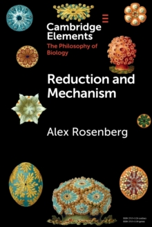 Reduction and Mechanism, Paperback / softback Book