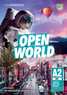 Open World Key Student's Book with Answers with Online Practice, Mixed media product Book