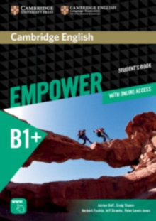 Cambridge English Empower Intermediate Student's Book Pack with Online Workbook, Academic Skills and Reading Plus, Mixed media product Book