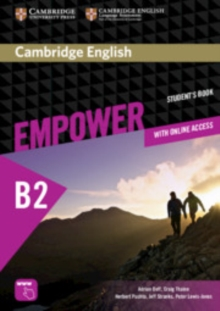 Cambridge English Empower Upper Intermediate Student's Book Pack with Online Access, Academic Skills and Reading Plus, Mixed media product Book