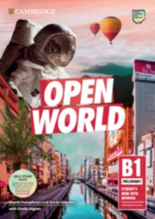 Open World Preliminary Self Study Pack (SB w Answers w Online Practice and WB w Answers w Audio Download and Class Audio), Mixed media product Book