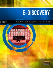 E-Discovery : An Introduction to Digital Evidence (with DVD), Mixed media product Book