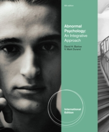 Abnormal Psychology : An Integrative Approach, International Edition (with CourseMate Printed Access Card), Mixed media product Book