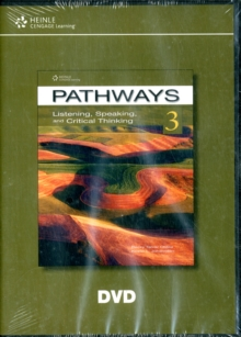 Pathways 3 - Listening , Speaking and Critical Thinking DVD, Board book Book