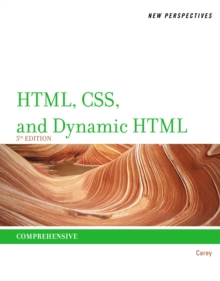 New Perspectives on HTML, CSS, and Dynamic HTML, Paperback Book