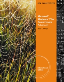 New Perspectives on Microsoft (R) Windows 7 for Power Users Advanced, International Edition, Paperback / softback Book