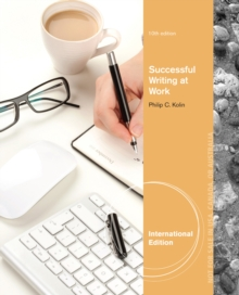 Successful Writing at Work, International Edition, Paperback / softback Book