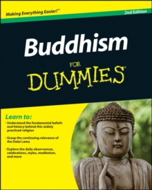 Buddhism For Dummies, Paperback Book