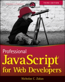 Professional JavaScript for Web Developers, Paperback Book