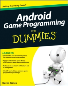 Android Game Programming For Dummies, Mixed media product Book