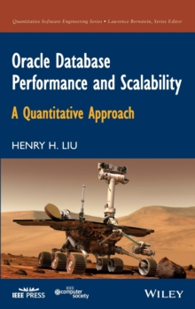 Oracle Database Performance and Scalability : A Quantitative Approach, Hardback Book