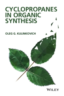 Cyclopropanes in Organic Synthesis, Hardback Book
