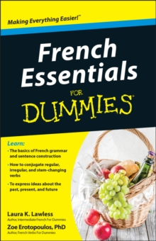 French Essentials for Dummies, Paperback Book