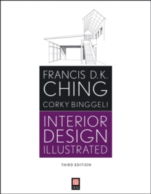 Interior Design Illustrated, Third Edition, Paperback Book