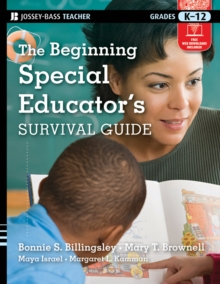 A Survival Guide for New Special Educators, Paperback / softback Book